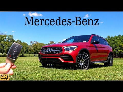 2020 Mercedes GLC 300: FULL REVIEW