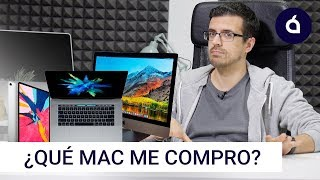 ¿QUÉ ORDENADOR ME COMPRO?: Macbook Pro, Macbook Air, iMac o iPad | Los Tutoriales de Applesfera