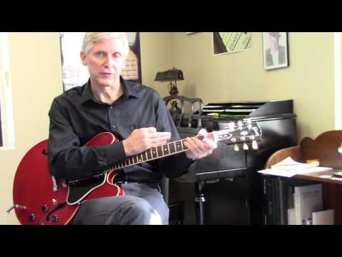 Guitarists: Learn great new and ways to play the most popular chords! Add variety and spice to your music!