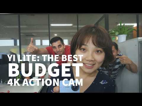 YI Lite Action Camera Review: Small. Powerful. Lite #SamiLuo