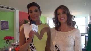 María José Hernández Miss Venezuela 2014 Finalist