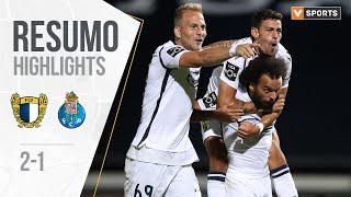 Highlights   Resumo: Famalicão 2-1 FC Porto (Liga 19/20 #25)