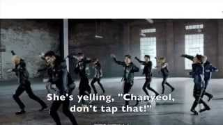 EXO - Call Me Baby (Chinese) Misheard Lyrics