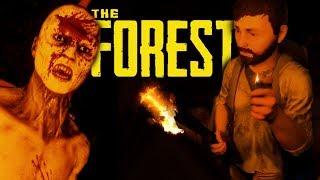4 ВЫЖИВШИХ СПУСТИЛИСЬ В ПЕЩЕРЫ! (УГАР) - The Forest