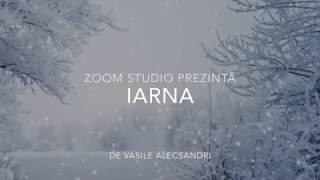 Iarna, de Vasile Alecsandri, In interpretarea actorului Cristian Alexandrescu