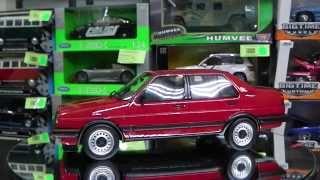 Revisión 1:18 / Volkswagen Jetta GTX 16V 1987, de Otto Mobile