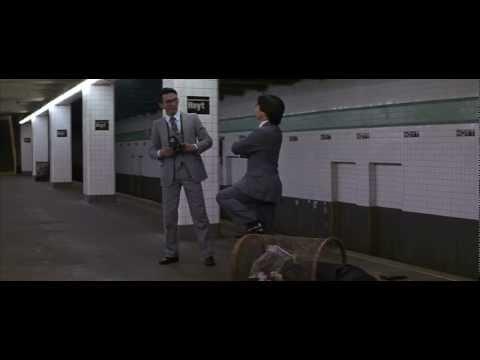 "Anthony Crivello co-stars in ""Crocodile Dundee 2"" opposite Paul Hogan"