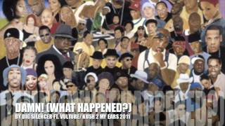 "BIG SILENCA PRESENTS ""WHAT HAPPENED"" FT VULTURE & KRS ONE"
