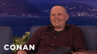 Bill Burr Hates Black Friday  - CONAN on TBS
