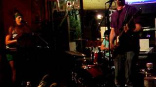 """Bombaster  """"Tick Tock Ahuh"""" Live at Tribal Cafe 7-19-08"""