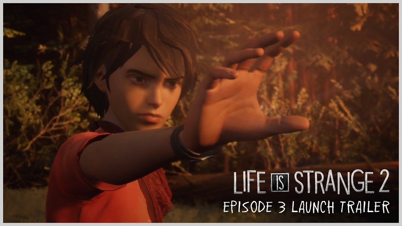 Video LIFE IS STRANGE 2 - EPISODE 3 [STEAM]