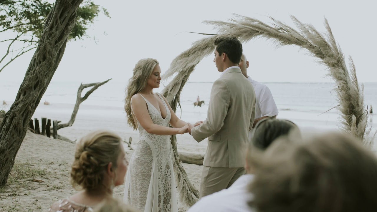 Langosta Beach Club Wedding • Elizabeth + Korey