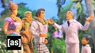 Return to Fantasy Island | Robot Chicken | Adult Swim