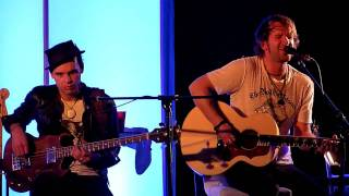 The Trews - The Traveling Kind (Live & Acoustic - Calgary Nov 20/09)