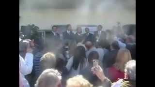 preview picture of video 'Apertura del Registro Civil de Villa Bosch. Habla Hugo Curto.AVI'