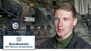 """Instandsetzer Bergepanzer """"Büffel"""" - Bundeswehr"""