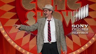 Comedian Skippy Green – The Gong Show