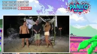 BEIJA SACO: A LUA DE MEL - Pânico na Band - 24/04/2016 #Episódio 1