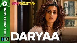 Daryaa | Full Video Song | Manmarziyaan | Amit Trivedi