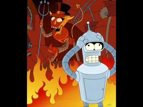 Robot Hell (Song) by Beastie Boys, Billy West, Dan Castellaneta, John Di Maggio,  and Katey Sagal