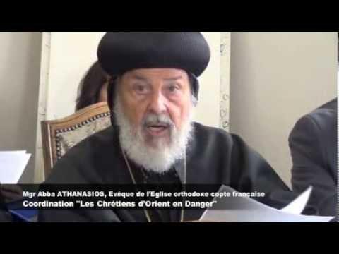 Mgr Athanasios, Père Ovanessian, Père Assadourian