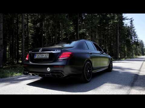 2018 Mercedes-AMG E63s 4MATIC+ Edition 1 - Pure Sound