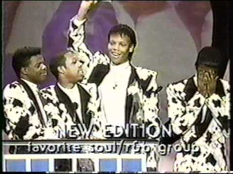 New Edition's First AMA