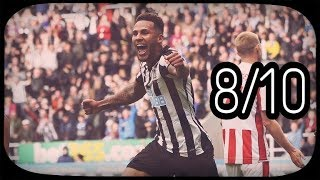 Player ratings | Newcastle United 2-1 Stoke City