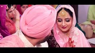 """Best Punjabi Wedding Cinematic Highlight 2019"" || Kanwarjot + Navdeep ||"