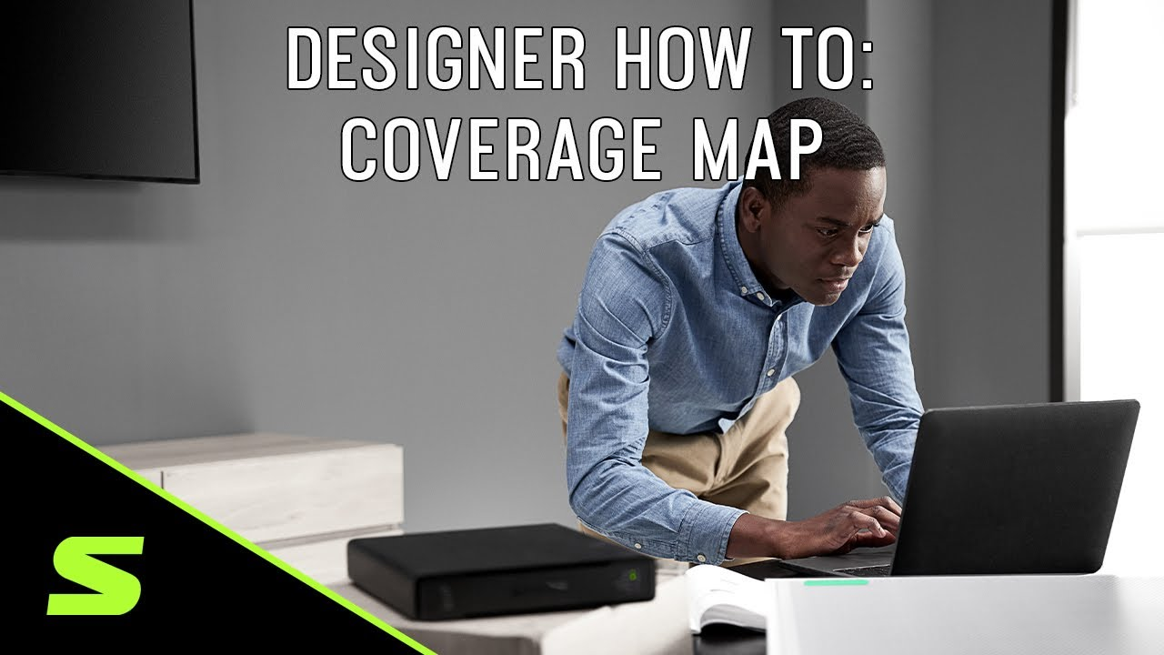 Shure Designer How To Video 2: Coverage Map