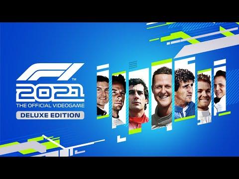 Deluxe Edition Trailer de F1 2021