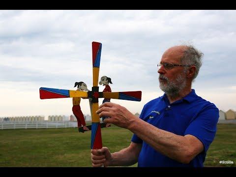 20ème édition du Festival de cerfs-volants de Cayeux-sur-mer : les jouets du vent