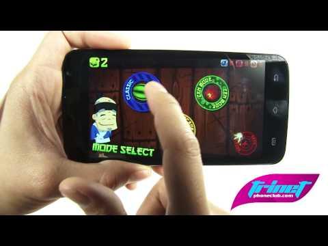 รีวิว TriNet Phone Lion 5.0 HD สิงโตเจ้าป่าตัวใหญ่ 5 นิ้ว