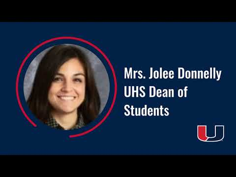 Announcing Our New Urbandale High School Dean Of Students April 2021