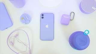 Top Colorful Accessories for the iPhone 11! (Purple)