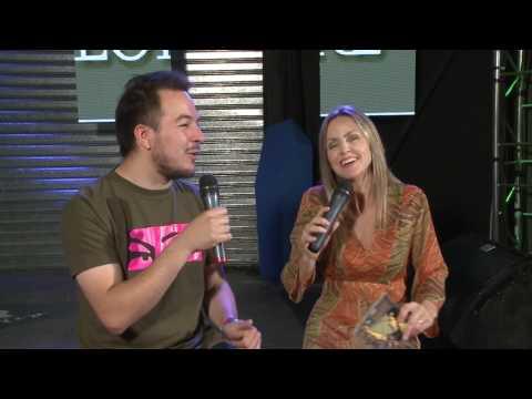 Bruno Arias video Entrevista + Canciones - CM Folklore 2016