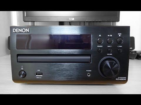 Denon DM39 - review