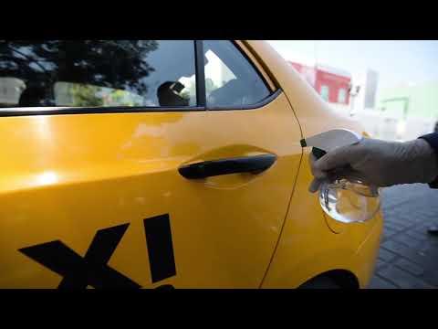 Recomendaciones Sanitarias en Taxis