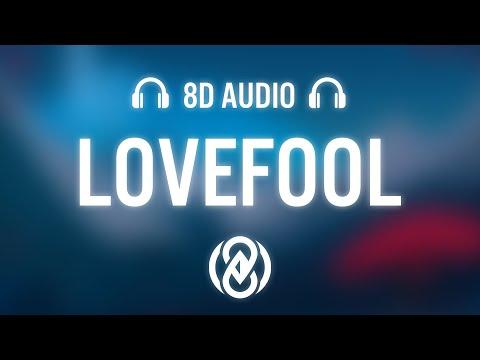 twocolors – Lovefool (8D AUDIO) 🎧