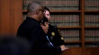 Mother Addresses Son's Killer At Sentencing
