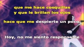 "Karaoke ""Lunes"" de Estopa (Julian Escudero)"