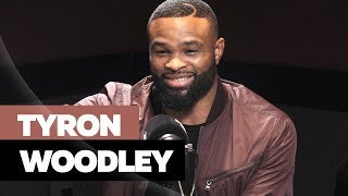 Tyron Woodley On Training Floyd Mayweather In MMA, Conor McGregor, & Ronda Rousey