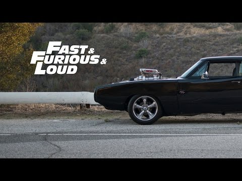 Fast & Furious'dan 1970 Dodge Charger