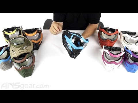 V-Force Grill Paintball Mask - Review