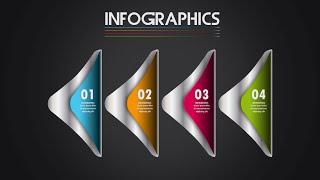 Illustrator CC Tutorial | Graphic Design | Vector Infographic 04