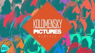 Kolomensky   Pictures    DJ Antonio Remix (Official Audio 2017)
