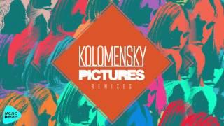 Kolomensky - Pictures  - DJ Antonio Remix (Official Audio 2017)