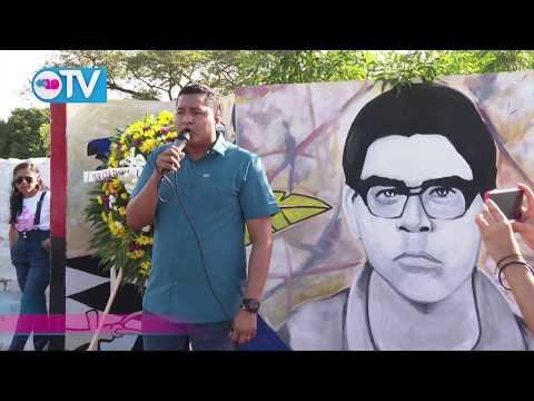 Juventud Sandinista conmemora 50 años del tránsito a la  inmortalidad del poeta Leonel Rugama