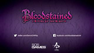 VideoImage1 Bloodstained: Ritual of the Night