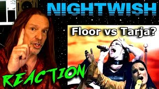 Vocal Coach Reaction to Nightwish - Floor vs Tarja - What Are The Differences - Ken Tamplin